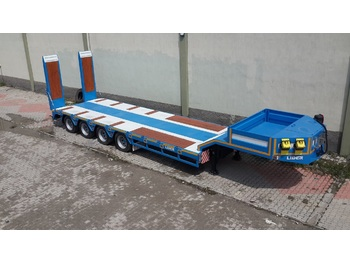 Low loader semi-trailer LIDER LIDER 2021
