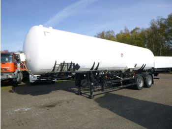 Butterfield Gas / ammonia tank steel 37.6 m3 + pump - tank semi-trailer