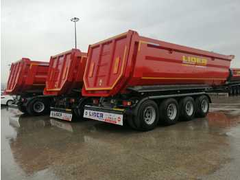 Tipper semi-trailer LIDER LIDER 2021