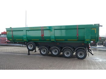 Tipper semi-trailer Mitra 4 AXLE NEW HEAVY DUTY TIPPER TRAILER