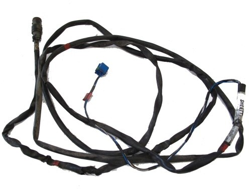 cables wire harness pto harness 1812230 daf xf 105 3480605 wire harness plugs pto wire harness #8