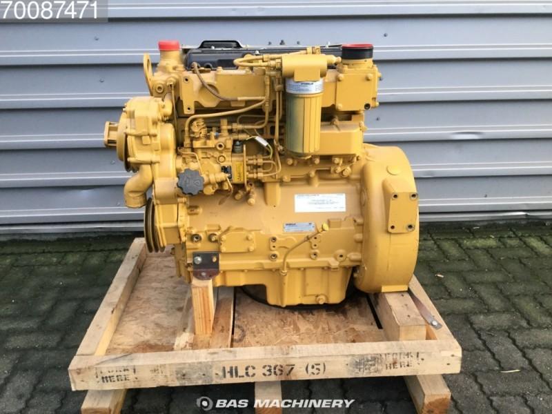 Engine Caterpillar 3054C ser nr: F000281-0001 — 3059722