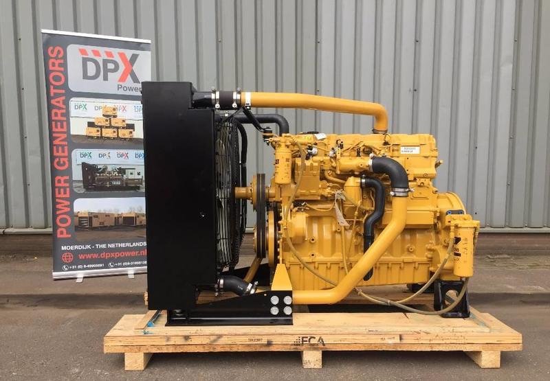 Caterpillar C9 - 261 bkW Engine - DPX-33009 C9 - 261 bkW