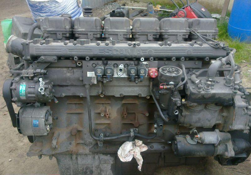 Engine/ engine spare part Scania 124 470 HPI — 897274