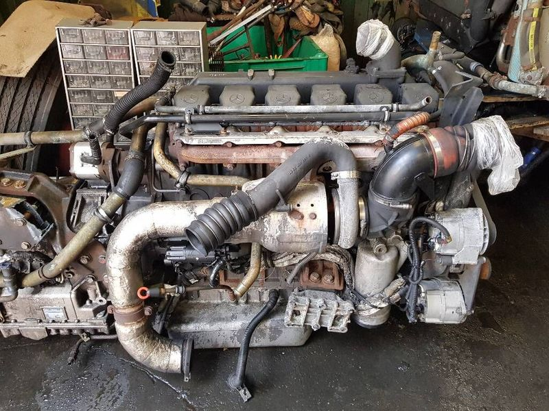 MERCEDES-BENZ OM457HLA engine for sale at Truck1 USA, ID