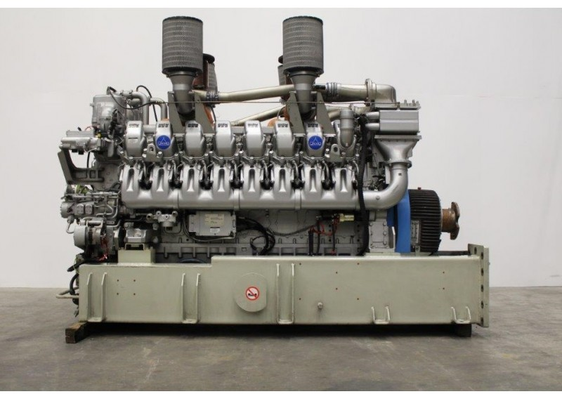 MTU 16v4000 engine for sale at Truck1 USA, ID: 2343431