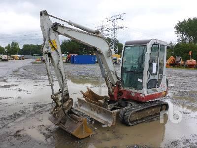 Takeuchi TB135 Mini Excavator spare parts for sale at Truck1 USA, ID