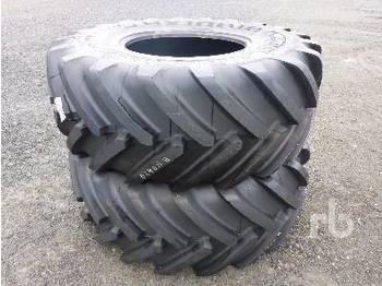 MICHELIN 650/75R30 Qty Of 2 - tires