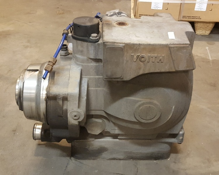 MERCEDES BENZ Retarder VOITH R115 transmission for sale at