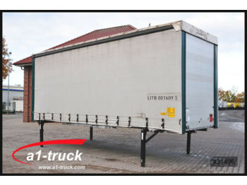 Sommer WP -J-148-CU, Jumbo 7,82 ,verzinkter Rahmen,  - curtainside swap body