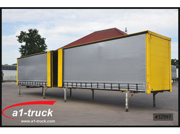 Curtainside swap body Wecon WB 7,82 BDF Jumbo verzinkt, Code XL, DCE 9.5