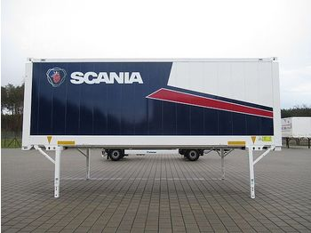 / - SCANIA BDF-Wechselkoffer neu - swap body - box