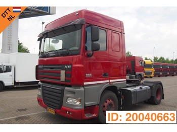 Tractor truck DAF XF105.410 Space Cab - ADR
