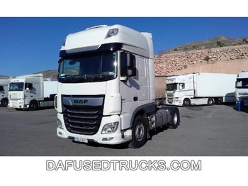 Tractor truck DAF XF 480 FT