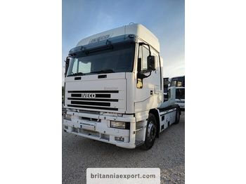 IVECO EuroStar 440E43 left hand drive ZF manual retarder - tractor truck