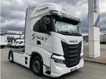 Tractor truck Iveco AS440S48T/P (S-WAY) Euro6 Intarder Klima Navi ZV