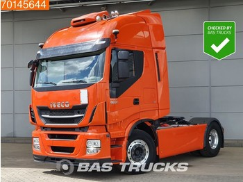 Iveco Stralis 560 4X2 Hi-Way Intarder Standklima Hydraulik Navi - tractor truck