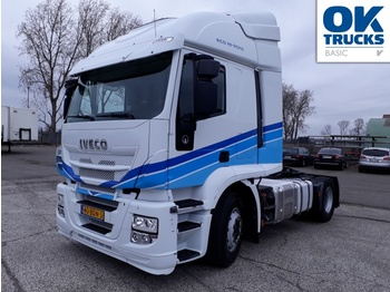 Iveco Stralis AT440S42TP (Euro6 Navi Luftfed. ZV) - tractor truck