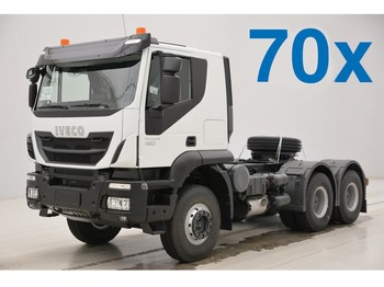 Tractor truck Iveco Trakker 480 - 6x4 - 70x for sale