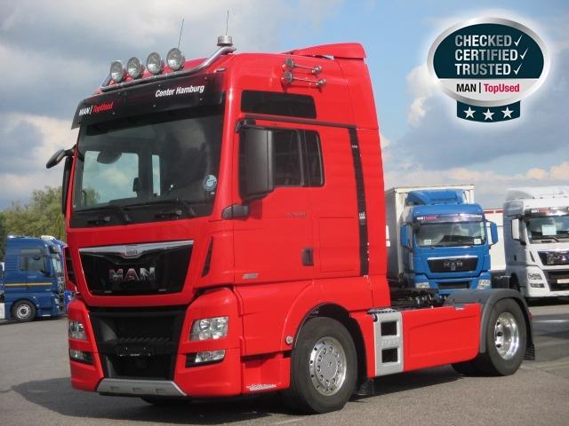 Tractor truck MAN TGX 18 560 4X2 BLS (D38,Euro 6,XXL) — 2666005