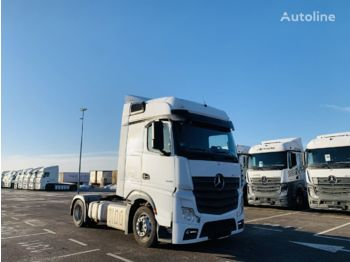 Tractor truck MERCEDES-BENZ 1845 Mega Big Space Actros
