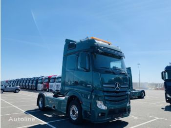 Tractor truck MERCEDES-BENZ 1848 Big Space Actros