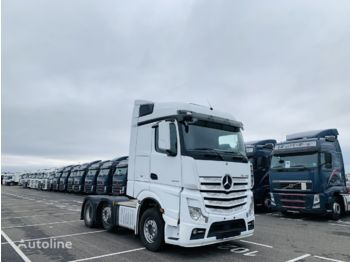 Tractor truck MERCEDES-BENZ 2545 6x2 Big Space Actros: picture 1
