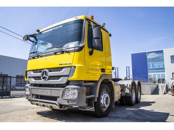 Mercedes-Benz ACTROS 2641 LS-MP3+NEW TIRES+KIPHYDR. - tractor truck