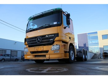 Mercedes-Benz ACTROS 2650 LS-MP2-BIG AXLES-KIPHYDR. - tractor truck