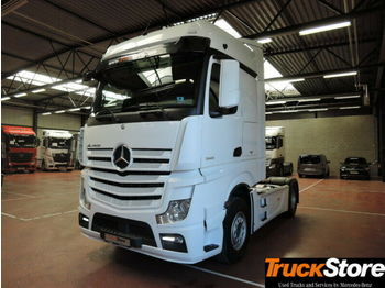 Tractor truck Mercedes-Benz Actros 1845 LS Distronic Spur-Ass Big-Fhs L-Fhs
