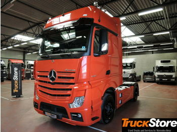 Tractor truck Mercedes-Benz Actros 1845 LS PPC GigaSpace L-Fhs