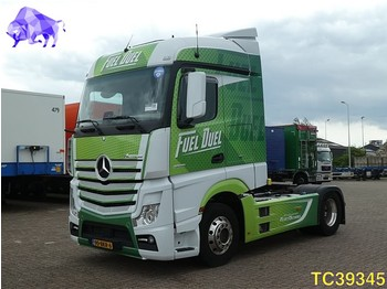 Tractor truck Mercedes Benz ACTROS 3340 AS 6X6 tractor unit