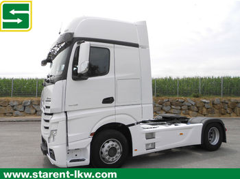 Mercedes-Benz Actros 1848 Gigaspace, Xenon, Volllackierung  - tractor truck