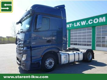 Tractor truck Mercedes-Benz Actros 1851 BIG Space, Retarder, Xenon: picture 1