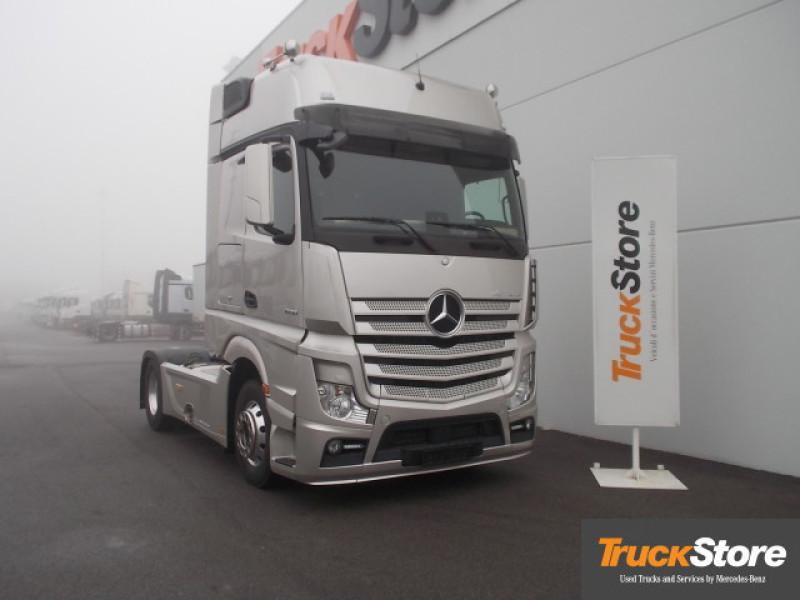Tractor Truck Mercedes Benz Actros Actros 1858 Ls 102433 Usd