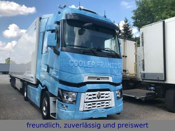 Tractor truck Renault * T 520 HIGHCAB * LEDER * VOLL *