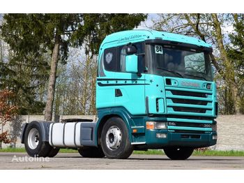 SCANIA 114L 380 - tractor truck
