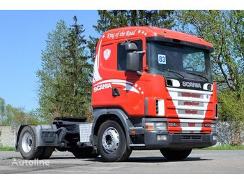 SCANIA 124L 400 - tractor truck