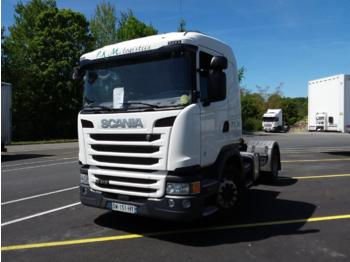 SCANIA G410 - tractor truck