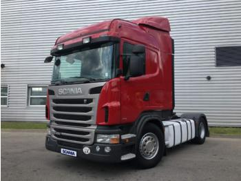 Tractor truck SCANIA G420