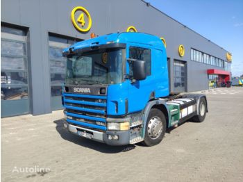 SCANIA P 124.360, euro 2 - tractor truck