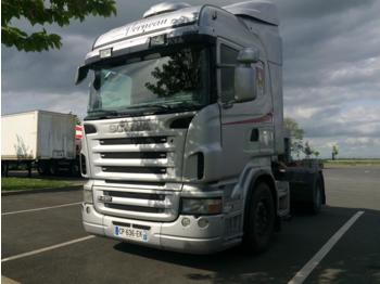 Tractor truck SCANIA R420