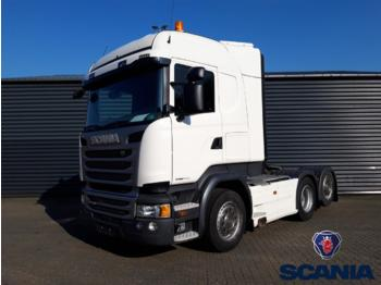 Tractor truck SCANIA R450