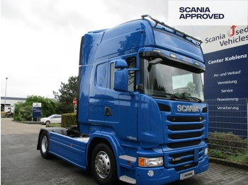 SCANIA R450 MNA - TOPLINE - SCR ONLY - ACC - tractor truck