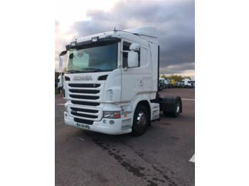 SCANIA R480 - tractor truck