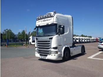 SCANIA R490 - tractor truck