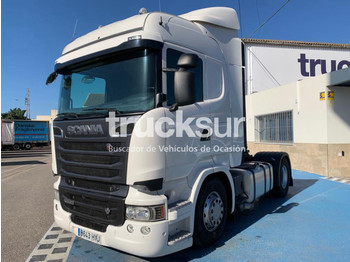 SCANIA R520 - tractor truck