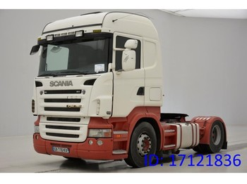 Tractor truck Scania R380 Highline - ADR