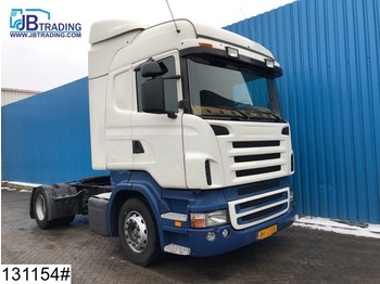 Tractor truck Scania R 340 Manual, Airco, Analoge tachograaf, euro 4