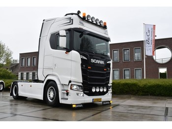 Scania S 500 NB - FULL AIR - HYDRAULIC - RETARDER - SPECIAL INTERIOR - LIKE NEW - tractor truck